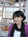 Rie Yamamoto, part of the translation team.