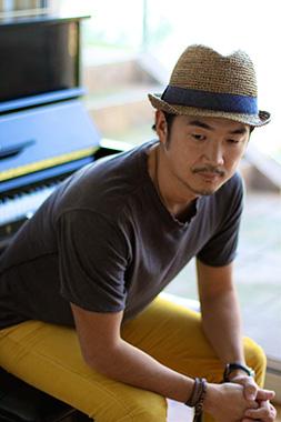 Shinya Mizoguchi, our film composer.