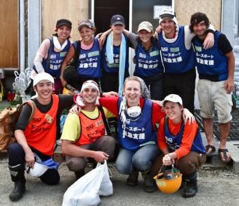 peaceboat_volunteers